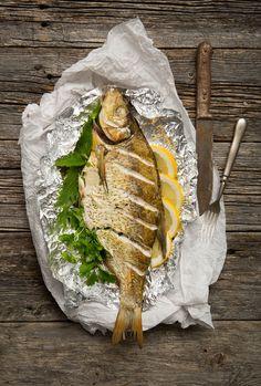 Nokkosesta saa mainion täytteen kalalle.