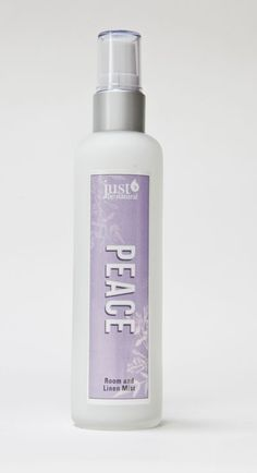 Peace Carshalton Lavender Room & Linen Mist by Just Be Natural