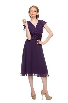 Elegant Short Formal Dress Sale - The Dress Outlet - 1