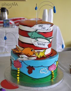 One Fish, Two Fish Baby Shower