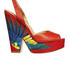 Ninewest Tropical Prints