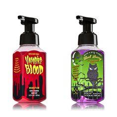 Bath & Body Works Halloween 2014 Hand Soaps #thisishalloween