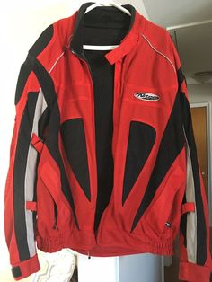 2fda20dc6 Nitro Protector Racing Motorcycle Jacket XXXL 3x GUC Fast Shipping!  #fashion #clothing #shoes #accessories #otherclothingshoesaccessories (ebay  link)
