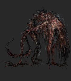 Bloodborne (blood starved beast)