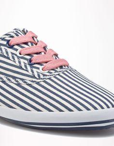 Bershka Kuwait - BSK striped sneakers
