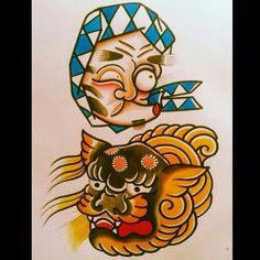 follow my talented brother @negus_artevida for great japanese...