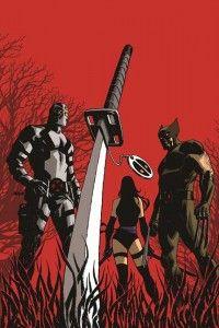 Portada de Dave Johnson y descripción de Deadpool Nº 50   Todas las noticias de Marvel Comics   Espacio Marvelita