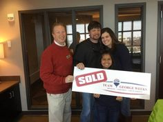 Congratulations to Jason & Nicole R. on the sale of your house with #TeamGeorgeWeeks! #sold #picoftheday