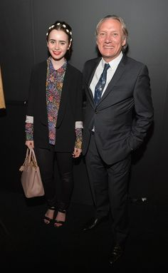 Lily Collins - Van Gogh Museum Editions Makes US Debut