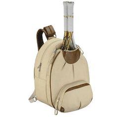 Wilson Women`s Milan Tennis Backpack With Cosmetic Case Tennis Equipment, Tennis Gear, Sport Tennis, Tennis Clothes, Play Tennis, Diy Clothes, Wilson Tennis Bags, Backpack Bags, Fashion Backpack