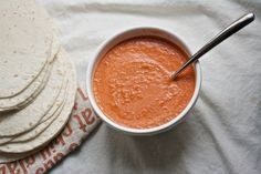 Creamy Habanero & Tomato Soup