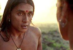 "Handsome Ramon Tikaram from ""Kama Sutra - a tale of love."" 1996"