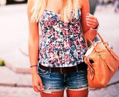 A Cute Summer Look.