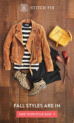 """ to a Personal Stylist with Stitch Fix and make this your most stylish season yet. We'll send you handpicked pieces to try on at home. Keep your favorites and send back the rest. Shipping, returns and exchanges are always free. Fall Outfits 2018, Fall Winter Outfits, Casual Outfits, Cute Outfits, Fasion, Fashion Outfits, Fashion Trends, Fashion Ideas, Mens Fashion"