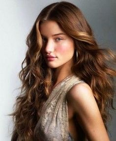 Long wavy hair style - Fashion Jot- Latest Trends of Fashion
