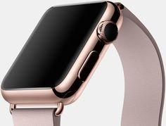 Apple Watch, rose gold edition #Mar2015