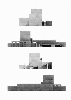 Bildresultat för architecture illustration