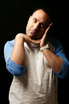Comedians we have seen - russell peters