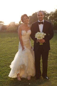 Jennifer and Luis' Real wedding featured on the cover of Weddings by the Ritz Carlton. >Nicole Caldwell is a wonderful photographer: professional, flexib…