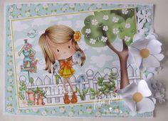 Helen's Crafty Shed: Winnie Dandelion Daisy
