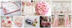 Pink Rose Wedding theme    Invitation: http://www.angelus-art.net/1299/pozivnica-za-vjencanje-s-grafikom-rozih-ruza  Gift: http://www.angelus-art.net/701/konfet-za-vjencanje-konfet-mladenci