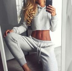 Fitness Outfits - Make Your Health A Priority: Fitness Tips And Advice ** Find out more at the image link. Fitness Outfits, Fitness Fashion, Fitness Wear, Fitness Tips, Fitness Goals, Fitness Motivation, Pastel Outfit, Sport Outfits, Casual Outfits