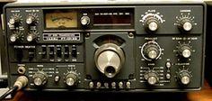 BOAT ANCHOR RADIOS - Jim's Antique Radio Museum