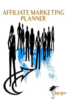 Affiliate Marketing Planner | Step-by-Step Planner | Passive income. It's the holy grail of online business, the dream every entrepreneur chases.