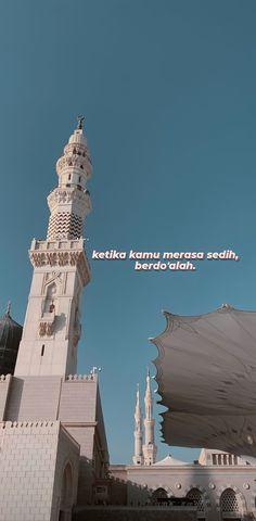 Islamic Wallpaper Iphone, Mecca Wallpaper, Allah Wallpaper, Islamic Quotes Wallpaper, Cloud Wallpaper, Mecca Madinah, Mecca Masjid, Mecca Islam, Mosque Architecture