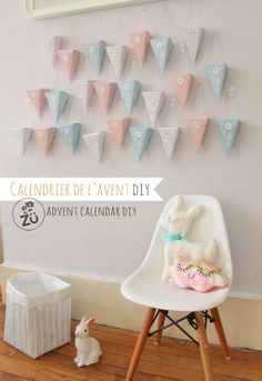 Diy calendar advient, DIY Calendarios de Adviento