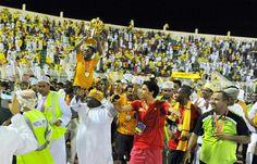Al  Swaiq Club winner of HM Sultan Qaboos Cup