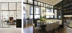 Paredes de cristal para pisos pequeños - Grupo Mapesa