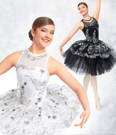 My ballet recital costume this year! We have the black one and is so cute!!