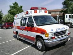 ford ambulances -