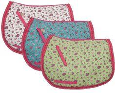 Saddles Tack Horse Supplies - ChickSaddlery.com Equine Couture Bindia All Purpose Saddle Pad