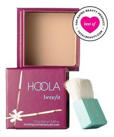 Best Bronzer No. 15: Benefit Hoola Bronzer, $28