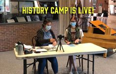 Join Sacramento History Museum and Tours virtually for their final week of summer camp! Journey back in time and virtually visit places like Old Sacramento and Sutter's Fort to see what your life would have been like if you had lived in California in the 1800's! #kids #museum #summer #camp