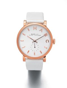 Now Mom has even more precious moments to look forward to, Marc by Marc Jacobs watch