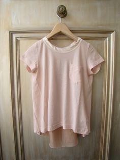 新作sacai luckのデザインTシャツの画像:山梨県・甲府市 ファッションセレクトショップ・通販 OBLIGE【オブリージュ】 ladies