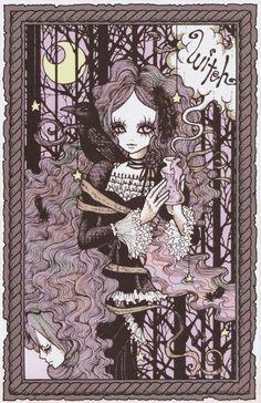 Gothic Lolita art <3