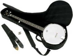 Hohner 5-String Resonator Banjo Package by Hohner. $252.95. Our HB25 Banjo Package offers the novice player a solid instrument that will perform for years. The package includes a Gigbag, Strap, and Pitch Pipe.