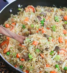 Popular African Food to Celebrate Christmas - Immaculate Bites Rice Recipes, Seafood Recipes, Cooking Recipes, Rice Dishes, Food Dishes, Nigerian Fried Rice, Nigeria Food, Ghanaian Food, West African Food