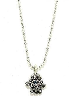Bild Hultquist Halskette Sacred Charms silber-crystal
