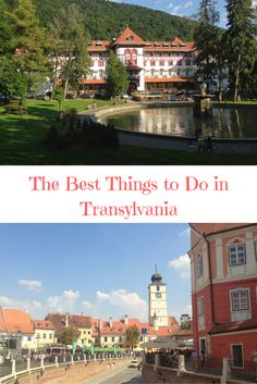 Find out the best things to do in many Transylvania towns like Sighisoara, Brasov, and Sibiu, Romania. MWAHAHA!