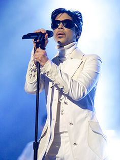 Prince, 2007 back when he was still on the creamy crack