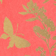 APRIL, Coral, T4751, Collection Gatehouse from Thibaut