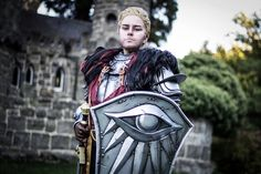 Dragon Age Inquisition - Cullen Cosplay by zahnpasta