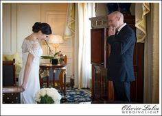 Paris Elopement: Sasha & Robb's Stunning Church Ceremony | WeddingLight Events - Elope to Paris