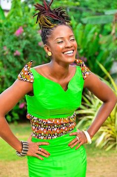 Mpress1Love Liberian girl