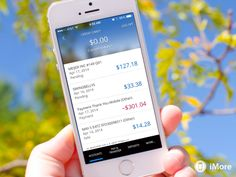 If you got fed up with the up and downs for your bank transactions then get an app of your bank in your iphone.